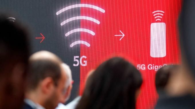除了手機  5G還能幹嘛? 圖片:AFP