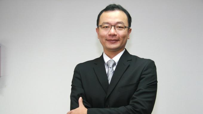 台灣經濟研究院景氣預測中心主任孫明德。(圖:孫明德提供)