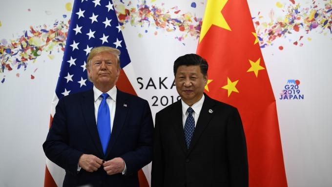 最新中方回應:中國準備好與美國貿易對抗。(圖片:AFP)