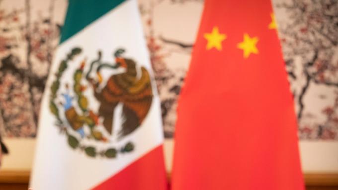 美國最大貿易夥伴換成墨西哥  未來與中國差距將持續拉大 (圖片: AFP)