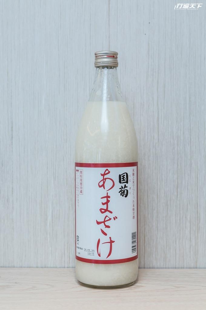 日本傳統飲料的甘酒,又稱甘糀,特殊發酵法讓他沒有酒精卻甘甜健康。