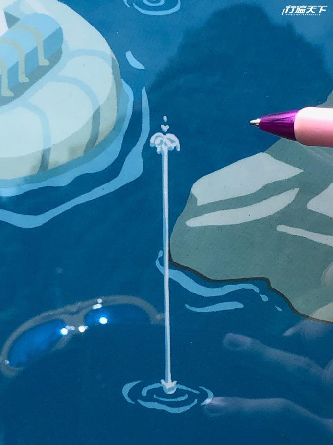 全東京迪士尼最小的隱藏版米奇頭,看到了嗎?