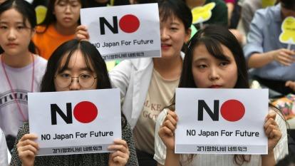南韓抵制日貨效應浮現、日本車銷量驟減!(圖片:AFP)