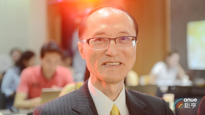 永慶房產集團董事長孫慶餘。(鉅亨網記者張欽發攝)