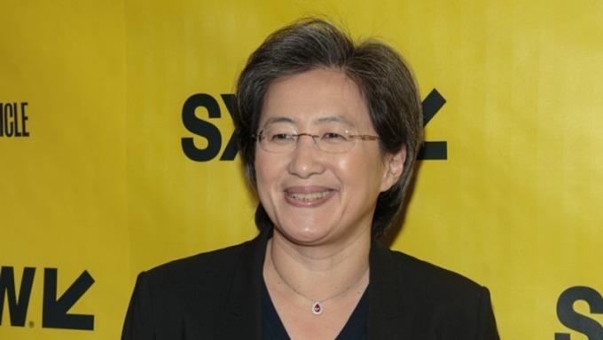傳AMD執行長蘇姿丰將於今秋離職?她發Twitter否認 (圖片:AFP)