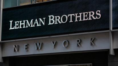 野村:二次市場拋售可能類似「雷曼危機」(圖片:AFP)