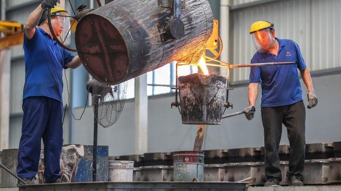 美法院裁定台灣中鋼反傾銷稅需重新評估 可能需調降(圖片AFP)