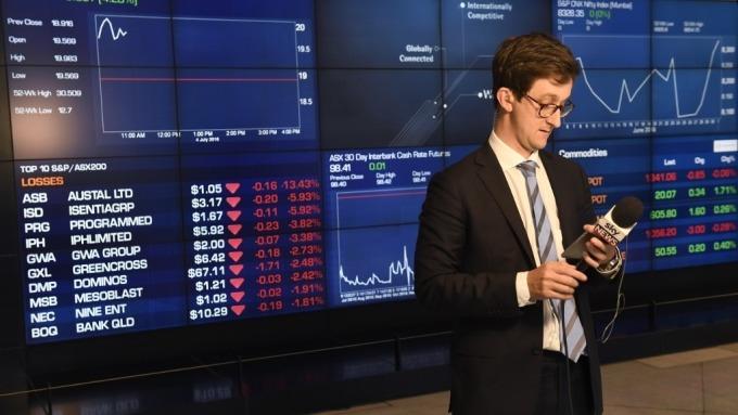 紐西蘭大幅降息引發聯想 澳幣急貶至10年低點(圖片:AFP)