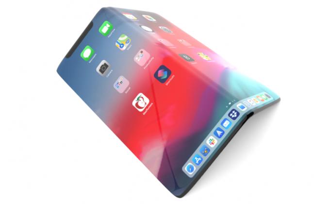 蘋果摺疊設備示意圖(來源:MacRumors)