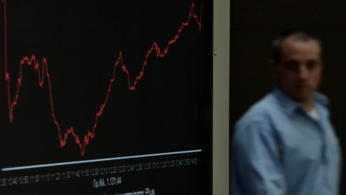 10年期美債觸3年新低創金融危機以來倒掛最大(圖片:AFP)