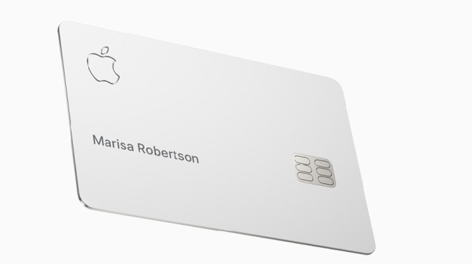 Apple card發行在即 調查顯示消費者具高度興趣