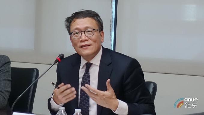 華固建設總經理洪嘉昇。(鉅亨網記者張欽發攝)