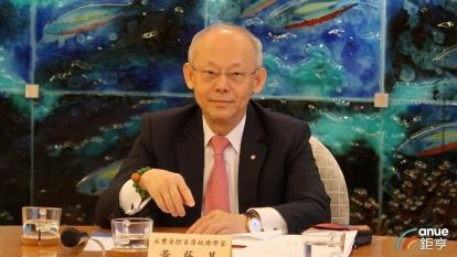 永豐金首席經濟學家黃蔭基。(鉅亨網記者郭幸宜攝)