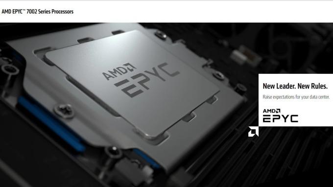 AMD 股價狂飆逾 16% 第二代EPYC處理器 性能狠甩英特爾 價格只要一半