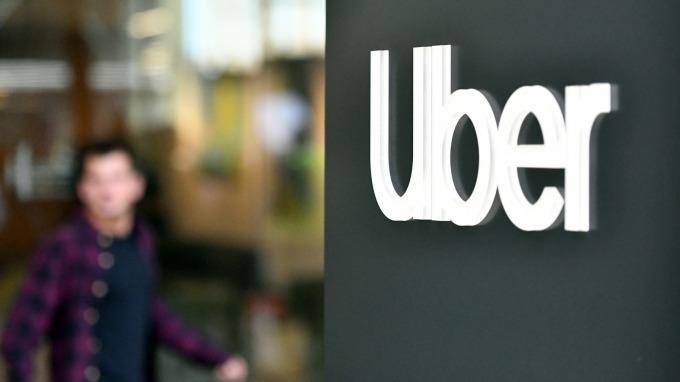 賠錢還配股 Uber上季淨損逾50億美元(圖:AFP)