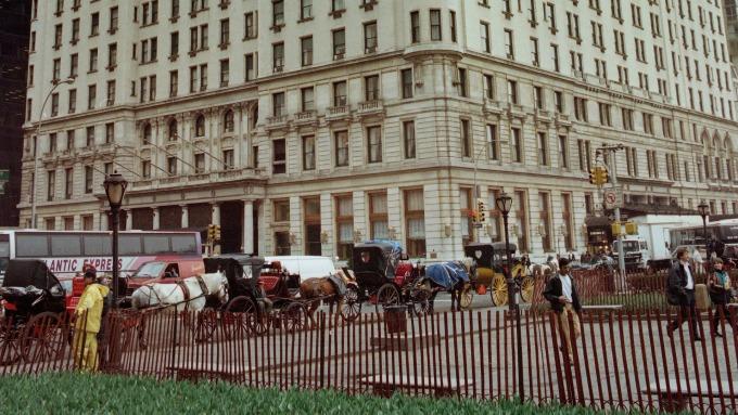 結束貿易戰的選項:1985年的廣場協議?(圖:AFP)