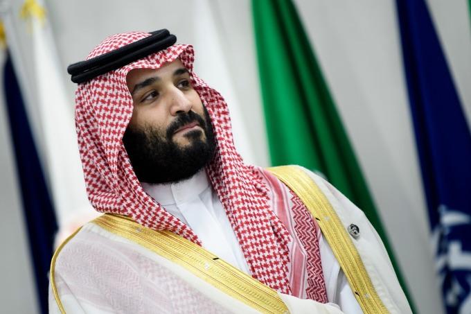 沙國王儲Mohammed bin Salman(圖:AFP)