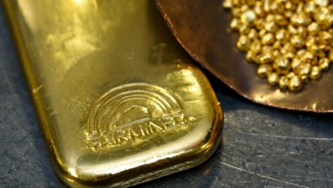 WGC:投資人以前所未有速度搶進黃金ETF(圖片:AFP)