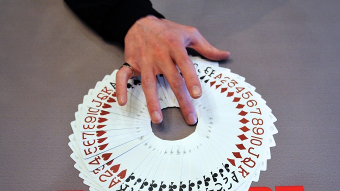 升級美中貿易戰,川普手上牌還很多?(圖片:AFP)