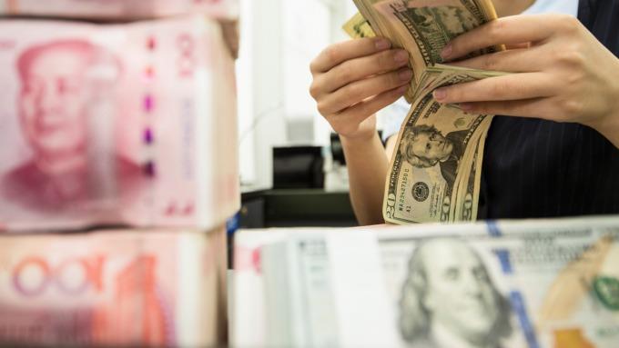人民幣大貶 日本、歐盟最受傷?(圖:AFP)
