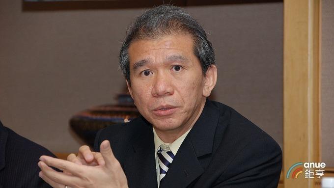 晶彩科董事長陳永華。(鉅亨網記者張欽發攝)