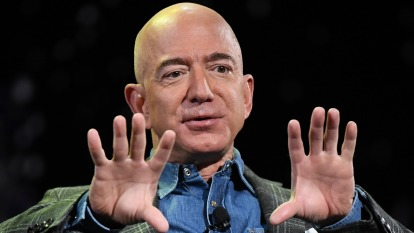 亞馬遜成Fedex、CVS藥局勁敵!華爾街對成長前景按讚(圖:AFP)