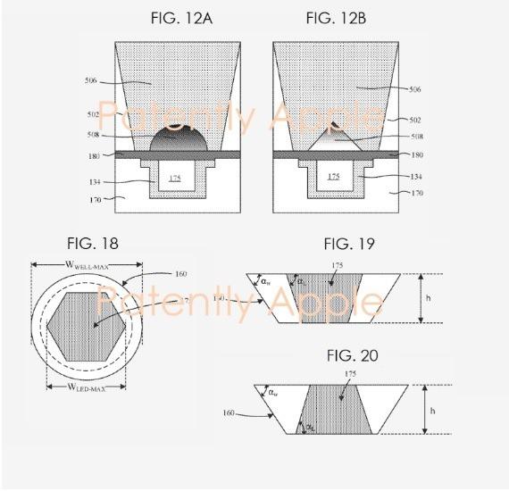 蘋果專利申請圖(圖片:www.patentlyapple)