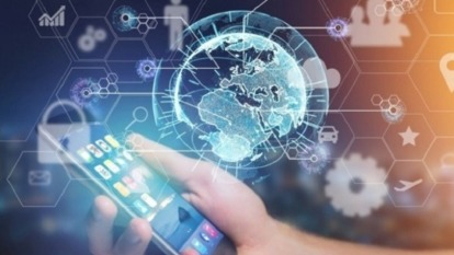 網通解析,5G、雲端、數據中心掀風潮(圖片:AFP)