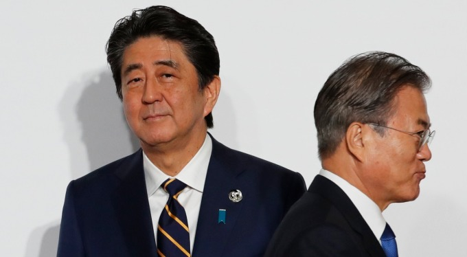 韓律師團呼籲日韓重啟對話、透露和解善意。(資料照片) (圖片:AFP)