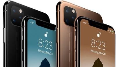 蘋果新機 iPhone 11 Pro 下月發表。(圖片:翻攝 Macrumors)