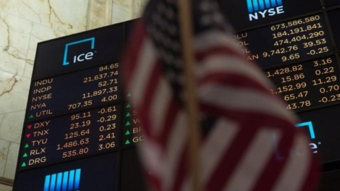 美國企業財測對於關稅隱憂評論較上季增加4成 (圖:AFP)