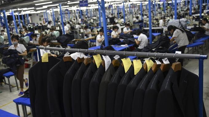 不只外國廠商想跑 日經:中國企業也醞釀出走潮  (圖片:AFP)
