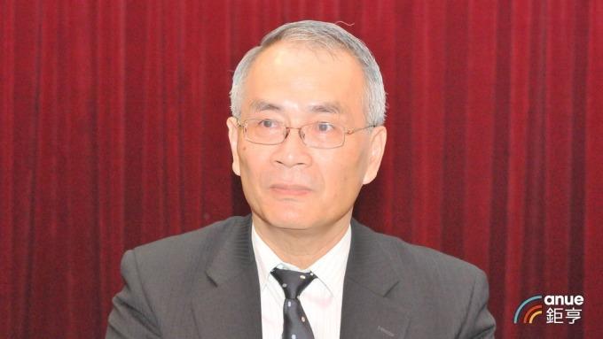 大華建設董事長兼任總經理李進益。(鉅亨網記者張欽發攝)