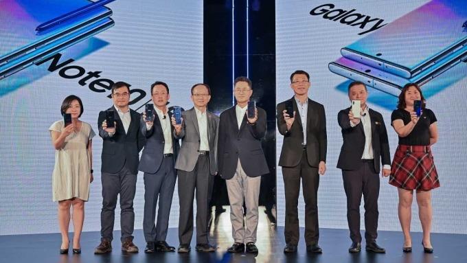 〈三星新機登台〉5G產品準備就緒 明年上半年正式在台推出