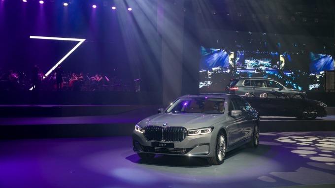 汎德永業上半年BMW和Porsche改款新車熱銷。(圖:汎德提供)