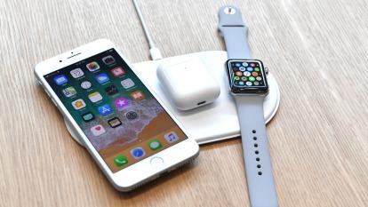 Mac、iPhone 和 iPad逃過關稅劫,但蘋果部分產品未能倖免。(圖片:AFP)