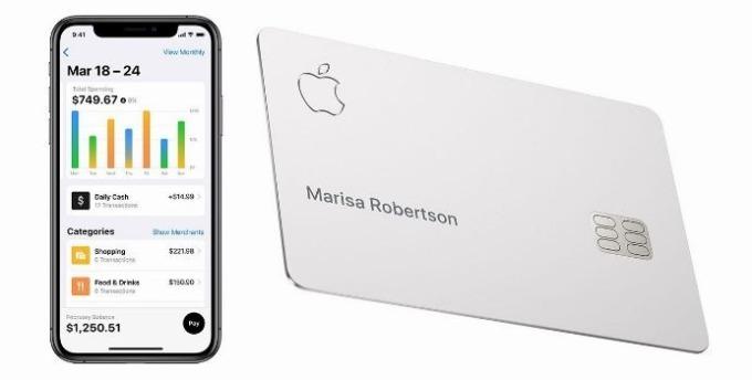 蘋果信用卡僅能透過iPhone進行交易(圖片:MacRumors)