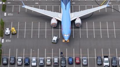 波音737 Max危機恐將毀了開發全新797的計劃(圖:AFP)