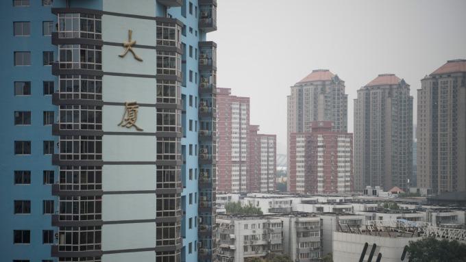 中國前7個月固定資產投資年增5.7% 略遜於預期(圖片:AFP)