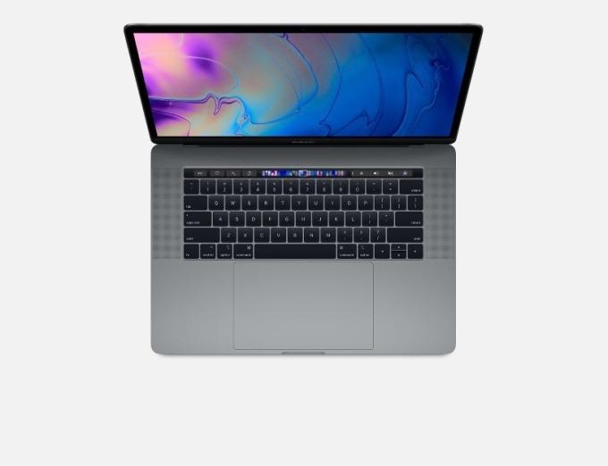 15 吋 MacBook Pro(圖片: 蘋果官網)