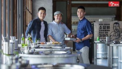 東區金礦店面華麗轉身成「站著吃」燒肉店 三大關鍵讓韓國老店暴紅。(圖:今周刊)