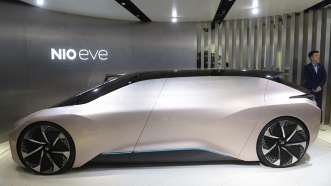 PCB未來潛力市場-汽車電子(圖片:AFP)
