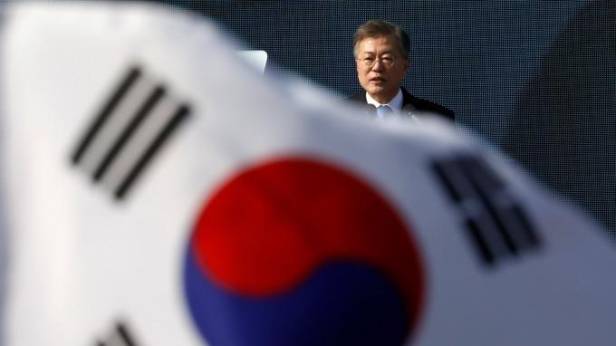 日韓副外長將共商解決之道、南韓多管齊下爭取各國支持。(圖片:AFP)