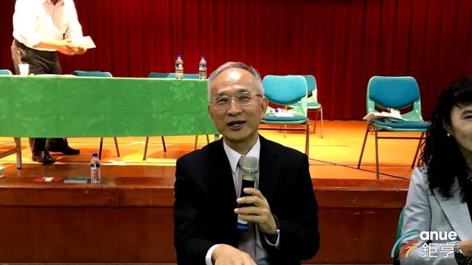 亞太電今日舉辦線上法說,圖為董事長呂芳銘。(鉅亨網資料照)