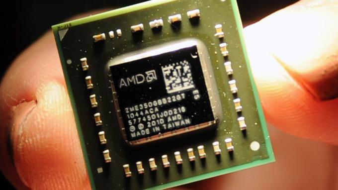 超微的逆襲 攻入伺服器晶片大客戶市場(圖片:AFP)
