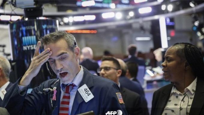 在殖利率倒掛後 股市仍有高點可期嗎? (圖片:AFP)