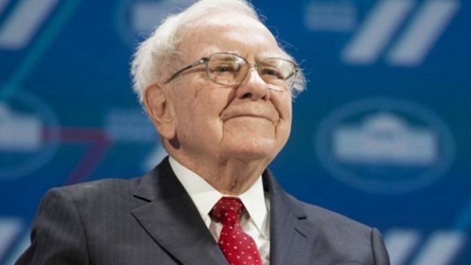 巴菲特旗下波克夏公布:再增持亞馬遜11%股份 (圖片:AFP)
