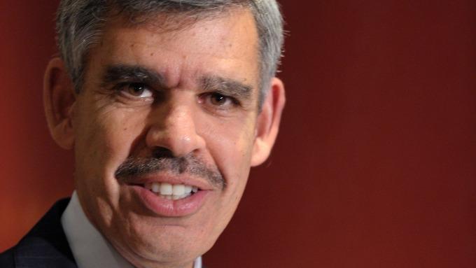 El-Erian:現在Fed別無選擇非降息不可 否則股市反而會覺得奇怪(圖:AFP)