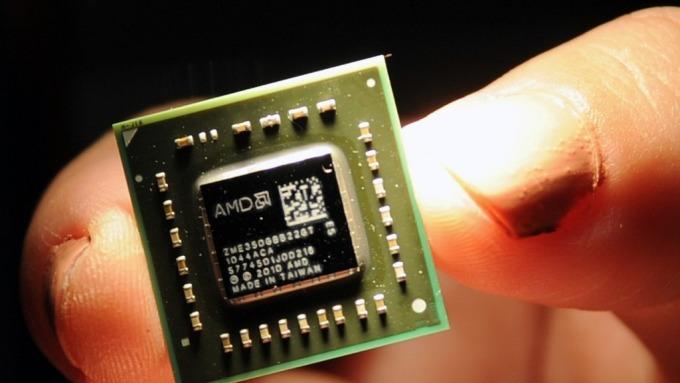 AMD第2季市占:7奈米風暴前的寧靜(圖片:AFP)