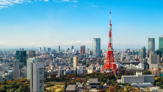 高力國際:預估東京未來5年將去化高達3184座台北101大樓商用面積。(圖:高力國際提供)